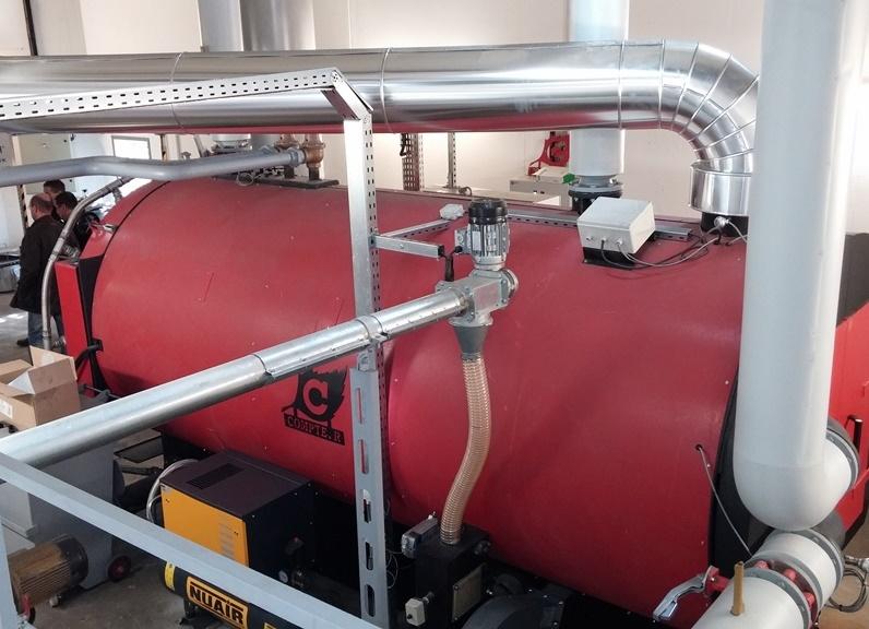 Biomass Boilers, Hot Water Steam, Woods Chips, Deconstruction Wood ...